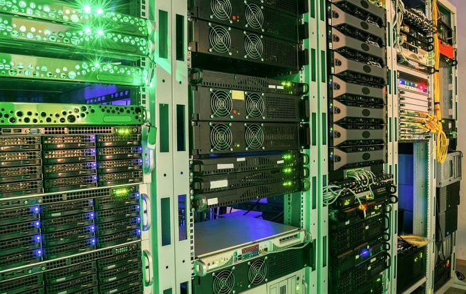 bitcoin hosted server